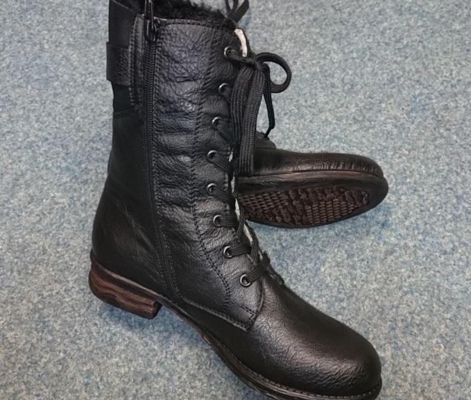 opravené boty