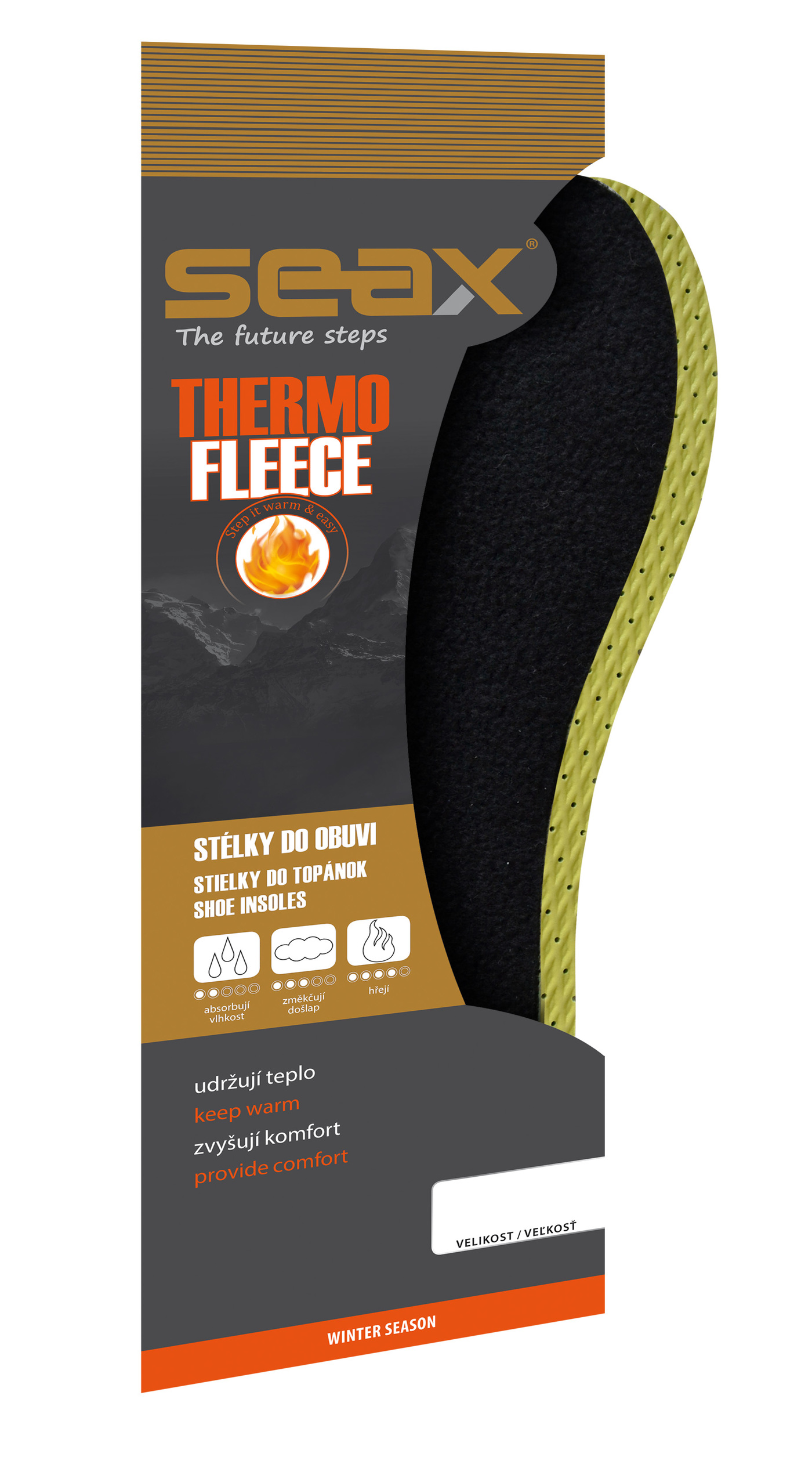 SEAX Thermo Fleece