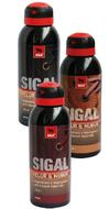 SIGAL VELUR-NUBUK sprej 150 ml