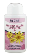 Top Gold Arnikový balzám s Tea Tree Oil 200 ml