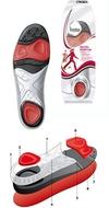 BAMA Sportovní vložky NORDIC WALKING
