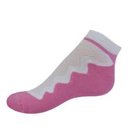 VšeProBoty ponožky SPORT růžové