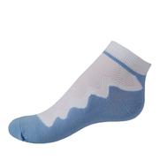 VšeProBoty ponožky SPORT sv.modré