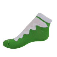 VšeProBoty ponožky SPORT hráškové