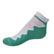 VšeProBoty ponožky SPORT sv.zelené