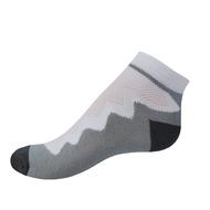 VšeProBoty ponožky SPORT šedé