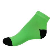 VšeProBoty ponožky NEON SPORT sv.zelené
