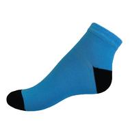 VšeProBoty ponožky NEON SPORT modré