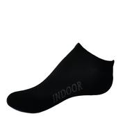 VšeProBoty ponožky INDOOR černé