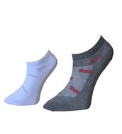 Art. 56 Kotníkové dámské ponožky Ag Run Knebl Hosiery