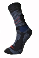 Art. 15 Sportovní thermo ponožky pro snowboarding a lyžování Knebl Hosiery