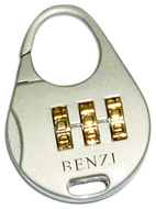 BZ 1012 zámek na kufr s číselnou kombinací