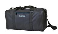 BZ 3379 cestovní taška black.light blue