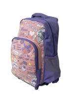 BZ 3602 batoh na kolečkách dětský violet