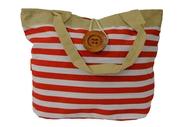 BZ 4084 plážová taška red