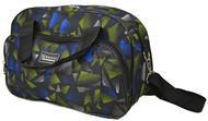 BZ 4232 sportovní taška green-blue