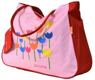 BZ 4222 plážová taška pink