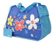BZ 4212 plážová taška blue