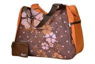 BZ 3356 plážová taška orange-brown