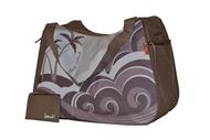BZ 4468 plážová taška brown