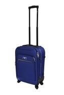 BZ 4673 - 3 kufr na kolečkách blue - 50 cm