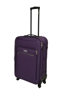 BZ 4673 - 1 kufr na kolečkách violet - 70 cm
