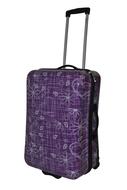 BZ 3493 - 1 kufr na kolečkách (troll) - 60 cm violet