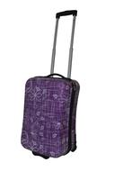 BZ 3493 - 2 kufr na kolečkách (troll) - 50 cm violet