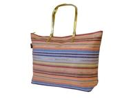 BZ 4702 plážová taška barevná 1