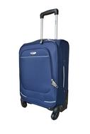 BZ 4654 - 3 kufr na kolečkách blue - 50 cm
