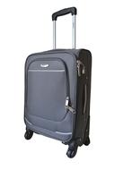 BZ 4654 - 2 kufr na kolečkách grey - 60 cm