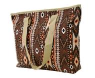 BZ 4808 plážová taška brown