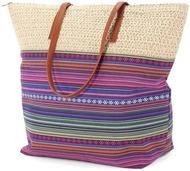 BZ 5175 Plážová taška violet