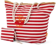BZ 5324 plážová taška red