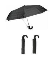 PA 33 deštník skládací pánský black