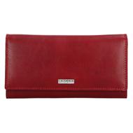 Dámská peněženka LAGEN kožená 50038 červená RED