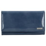 Dámská peněženka LAGEN kožená 50042 modrá BLUE