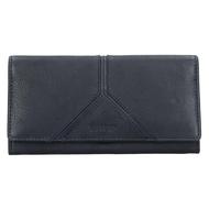 Dámská peněženka LAGEN kožená 51454 modrá NAVY