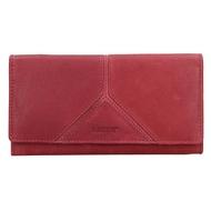 Dámská peněženka LAGEN kožená 51454 červená RED