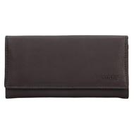 Dámská peněženka LAGEN kožená V-25/E hnědá BRN