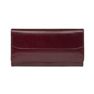 Dámská peněženka LAGEN kožená W-2025/B červená RED
