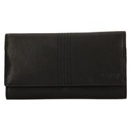 Dámská peněženka LAGEN kožená BLC/4735 černá BLK