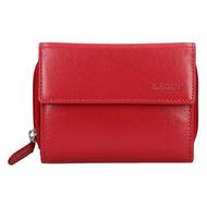 Dámská peněženka LAGEN kožená 932/B červená RED