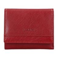 Dámská peněženka LAGEN kožená BLC/160231 červená/červená RED/RED