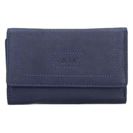 Dámská peněženka LAGEN kožená BLC/4386 modrá NAVY