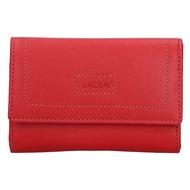 Dámská peněženka LAGEN kožená BLC/4386 červená RED