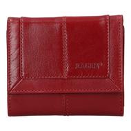 Dámská peněženka LAGEN kožená BLC/4391 červená RED/RED