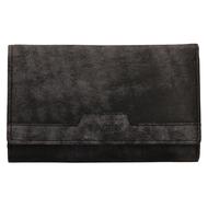 Dámská peněženka LAGEN kožená BLC/4730 černá BLK