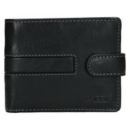 Pánská peněženka LAGEN kožená 1997/T černá BLK