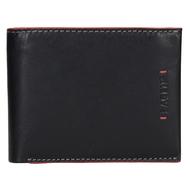 Pánská peněženka LAGEN kožená 3981 černá BLK